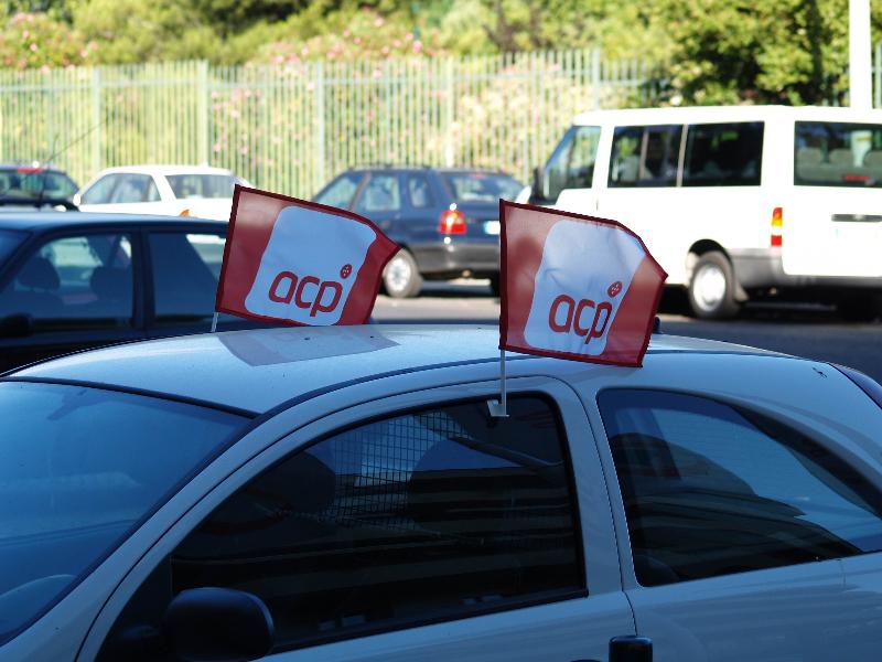 Bandeiras automóvel